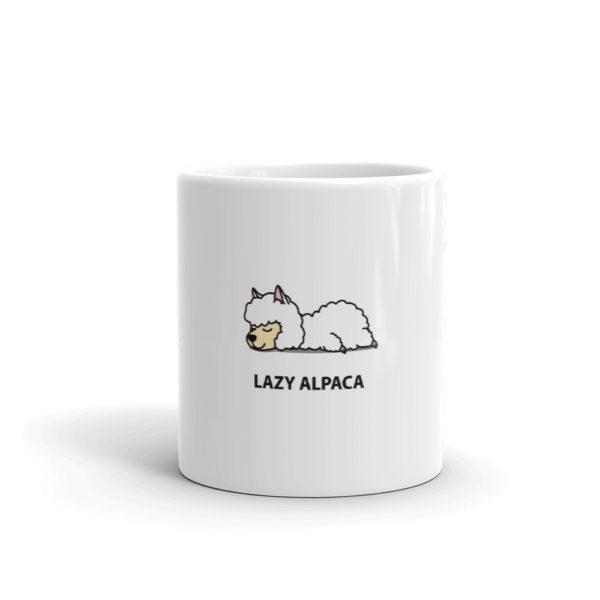 Alpaka Tasse - Lazy Alpaca