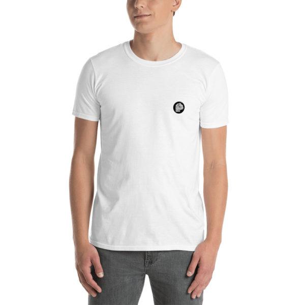 Alpaka T-Shirt schwarzes Logo